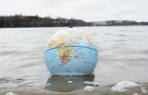 För mig som miljöpartist är det allt överskuggande hotet mot folkhemmet och hela världen vår vandring mot en klimatkatastrof, skriver Bengt Annebäck. Foto: Fredrik Sandberg, TT.