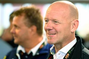 Tony Rickardsson är styrelseordförande i nystartade företaget Deaptech Solutions AB.Foto: Mikael Fritzon / TT