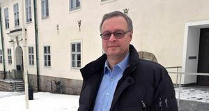 Oppositionsrådet Mikael Rosén (M).