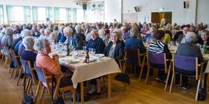 Till SPF Seniorerna Köpingshus var också  intilliggande orters SPF seniorers föreningar inbjudna att delta, så som Kungsör, Arboga och Kolbäck. SPF Seniorerna Köpingshus har 960 medlemmar.