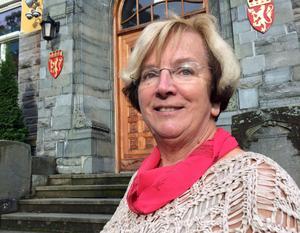 Brit Skjelbred är avgående fylkesmann i Trondheim, Sör-Tröndelag.