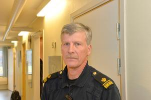 Hans Nylund är polisens samordningsansvarige för fjällräddningen i Dalarna.