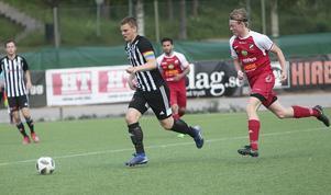 Kristian Fantenberg är kapten i ett ungdomligt Strand som slutade trea i fyran, med åtta poäng upp till Delsbo på kvalplatsen.