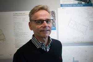Torkel Berg har än så länge inte fått in några synpunkter på detaljplanen, som just nu är ute på samråd.