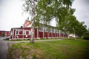 Sporthallen Stadsdel Norr.