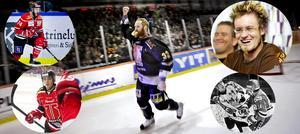 39 nordamerikaner har representerat ÖIK, HC Örebro eller Örebro Hockey. Här är en lista över de bästa, och några som kanske inte var fullt så lyckade.