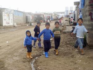 Rädda barnen kämpar för att de svenska barnen ifrån krigets Syrien ska få komma ill Sverige.