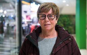 Helen Axelsson, 59 år, undersköterska, Edsbyn.