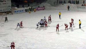 Christian Frohms frislag satte punkt för matchen mot Tillberga.