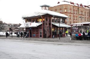 Den gamla byggnaden på Navet döms ut av kommunen.