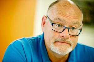 Kumla-tränaren Gunnar Leidborg.