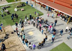 Bra skolor kräver bra byråkrater. Bilden är från Nya Karlslundsskolan i Örebro.