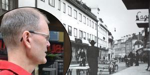 Patrik Lindström stänger Fotocentralen.