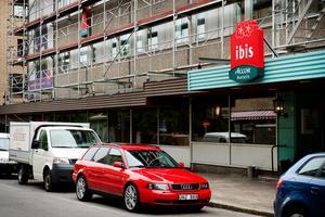 Innan Scandic flyttade in 2012 drev Ibis hotell sin verksamhet i lokalerna.