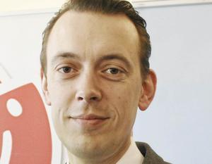 Jesper Brandberg (L).