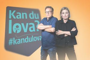 Klas-Göran Sannerman och Mathilda Svensson leder debatten i Ovanåkers kommun.