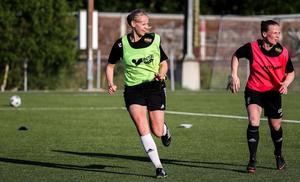 I dag kan Ulrika Rejdemark spela helt utan smärtor – trots att hon haft dubbla korsbandsskador.