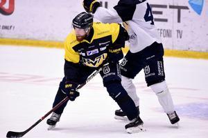 Robin Figren och hans HV71 vill bli lite spetsigare mot Skellefteå jämfört med förlustmatchen mot Luleå i torsdags.