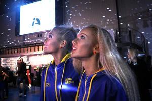 Än har Alma och Alice många tävlingsår framför sig men drömmen om att vinna VM i framtiden finns redan där.