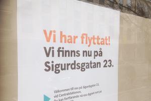 Swedbank har lämnat kontorslokalen på Vasagatan i Västerås centrum.