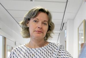 Förvaltningsdirektören Cecilia Möller slutar i sommar.