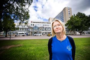 Ingrid Edman, Vårdförbundet Västmanland.