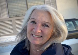 Eva Källman, 63 år, sius-konsulent, Sundsvall: