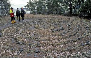 Labyrinten på St. Axelön.