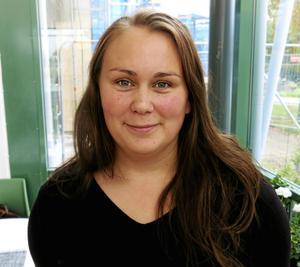 Sara Lundén har haft eget företag i sju år.