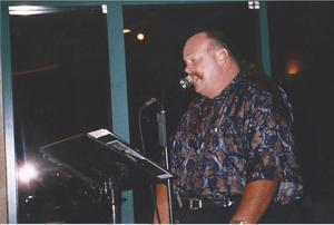 Warren Wiebe, aktuell med ny skiva, 20 år efter sin död. Bild: Privat