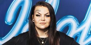 Astrid Risberg, Idol 2019. Foto: Annika Berglund/TV4.
