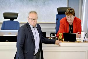 Glenn Nordlund (S) och Christina Nordenö (S)