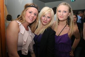 Pluto. Ida, Josefin och Elina