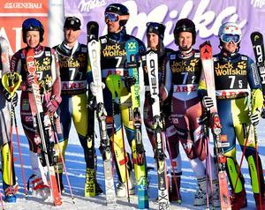 Sverige segrade i lagtävlingen efter fiaskot i OS.