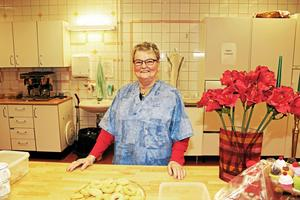 Ulla Sjölund på Kafferasten, Bjästa.