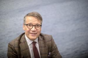 Kristdemokraternas förre partiledare Göran Hägglund hade omdöme nog att skilja mellan litteratur och politik. Foto: Björn Larsson Rosvall / TT