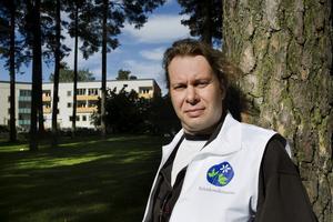 Kristdemokraterna har tre kandidater i Nykvarn. George Steij toppar listan.