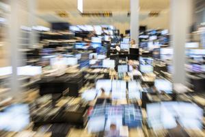 Varning för börsnedgång från storbanken Swedbanks strateger. Arkivbild.