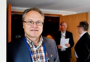 Glenn Nordlund (S), kommunalråd i Örnsköldsvik.