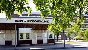 Var fjärde patient vid barnkliniken i Region Västernorrland fick inte sitt förstabesök inom 90 dagar, enligt siffror från SKL.