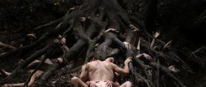Kroppen står i centrum i flera av Lars von Triers filmer, exempelvis Antichrist. Foto: Nordisk film