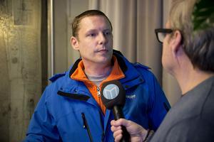 Mattias Rösberg, Sjukvårdspartiet.