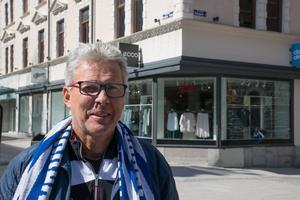 Ulf Broman, 58, entreprenör, Njurunda: