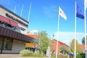 Ska beslut om byggande av hyreshus fattas i Vaggeryd av VSBo eller här i kommunhuset Skillingehus?