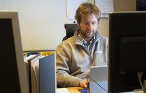Sven Cahling, ordförande i LIF tillträdde på måndagen platsen som tillförordnad klubbchef, efter Per Löfgren.