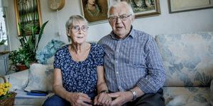 Lena Wesströms föräldrar, Gun och Lars-Åke Johansson, bor i Norrköping. Tiden efter att deras dotter mördades har varit mycket svår men de försöker leva som vanligt, så gott det går. Arkivfoto