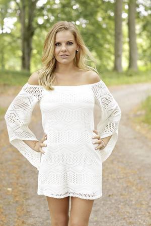 Det är den ensamma mamman Camilla Backmans hjärta som killarna ska tävla om. Foto: Eva Edsjö/TV3