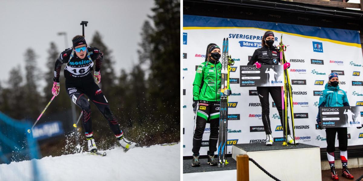 """Hanna Öbergs superstart – vann stort i premiären: """"Är jättenöjd"""""""