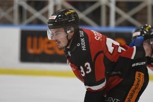 Tommy Stenqvist i HHC-tröjan.