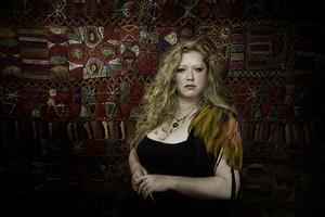 Den engelska kulturekonomen Sarah Thelwall. Foto:  Ali Zaidi